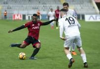 AHMET OĞUZ - Spor Toto Süper Lig Açıklaması Gençlerbirliği Açıklaması 0 - TM Akhisarspor Açıklaması 1 (İlk Yarı)
