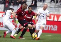 AHMET OĞUZ - Spor Toto Süper Lig Açıklaması Gençlerbirliği Açıklaması 1 - TM Akhisarspor Açıklaması 1 (Maç Sonucu)