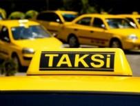 TAKSİ PLAKASI - Taksicilere bir şok daha! 100 bin TL...