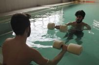 İLAÇ TEDAVİSİ - Termal Suyla Hidroterapi Felçli Hastalara Umut Oldu