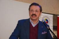 ADNAN TEZCAN - TOBB Başkanı Hisarcıklıoğlu, 'Bugün Türkiye Bir Sanayi Ülkesi Haline Geldi'