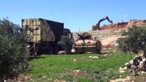 İDLIB - TSK Yeni Gözlem Noktası İçin Suriye'ye İntikal Etti
