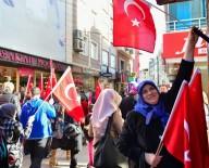 SABAH NAMAZı - Ünye Bayraklarla Donandı