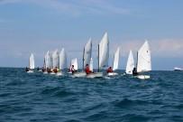 RECEP SOYTÜRK - Yelken Hatay İl Birinciliği 2. Ayak Yarışları Start Aldı