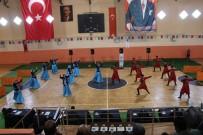 KAZIM KARABEKİR - Ardahan Belediyesi Kış Güneşi Halk Dansları İl Şampiyonasında Birinci Oldu