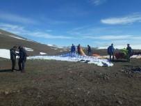 YAMAÇ PARAŞÜTÜ - Ardahan'da Yamaç Paraşütü Eğitimi