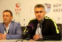 GIRESUNSPOR - B.B Erzurumspor - Akın Çorap Giresunspor Maçının Ardından