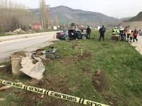 Bakan Fakıbaba'yı Korumakla Görevli Polisler Kaza Yaptı Açıklaması 3 Yaralı