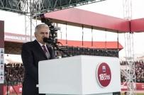 GENÇLİK VE SPOR BAKANI - Başbakan Yıldırım Açıklaması 'Kimse Bu İşi Yarım Bırakacağımızı Düşünmesin'