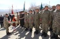 SAYGI DURUŞU - Başkale De '18 Mart Şehitlerini Anma Günü'