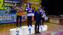 AHMET DENIZ - Batman'da Uluslararası Yarı Maraton Ödülleri Verildi