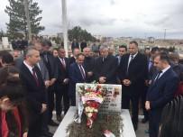 Boğazlıyan'da Şehitlik Ziyaret Edildi