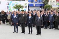 HÜSEYIN ÖNER - Burhaniye'de 18 Mart Çanakkale Zaferi Ve Şehitleri Anma Günü Kutlandı