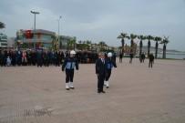 BAYRAM YıLMAZ - Çanakkale Şehitleri Aliağa'da Anıldı