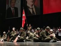 OSMANLı DEVLETI - 'Çanakkale Şehitleri' Oratoryosu Ayakta Alkışlandı
