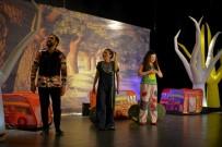 TÜRKAN SAYLAN - 'Çanakkale Zaferi' Çocuklar İçin Tiyatro Sahnesinde