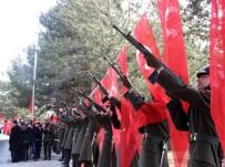 ERZURUM VALISI - Çanakkale Zaferi'nin 103. Yıl Dönümü Erzurum'da Kutlandı