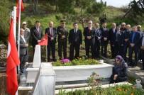 SELAMI KAPANKAYA - Çanakkale Zaferi'nin 103. Yıl Dönümü Niksar'da Kutlandı