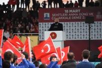 TERÖR OPERASYONU - Cumhurbaşkanı Erdoğan Afrin Müjdesini Çanakkale'den Verdi
