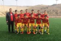 GIRESUNSPOR - E.Yeni Malatyaspor U14 Takımı, Giresunspor'u Farklı Yendi