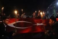 MÜSLÜMAN - Elazığ'da Çanakkale Zaferi Yürüyüşü