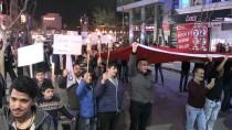 MÜSLÜMAN - Elazığ'da Meşaleli Yürüyüş