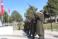 RESMİ TÖREN - Elazığ'da Şehitler Saygı Atışı İle Anıldı