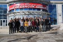 EREN ÜNIVERSITESI - Emniyet Müdürü Dilberoğlu'dan Hakemlik Kursuna Ziyaret