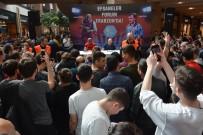 TRABZONSPOR - Eski Trabzonsporlu Yattara Ve Cyzio Büyük İlgi
