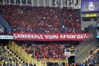 ÜLKER - Galatasaray, Taraftarlarına Teşekkür Etti