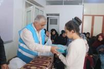 YETİM ÇOCUKLAR - Gaziantep'te Suriyeli Yetim Çocuklara Yardım