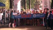 GEZİ PARKI - 'Hatay Barış Koşusu' Düzenlendi