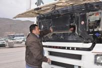 ARAÇ BAKIMI - İş Makinesi Araç Sürücülerine Uygulamalı Seminer Verildi