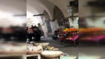 BIÇAKLI SALDIRI - İsrail'de Bıçaklı Saldırı Açıklaması 1 Yaralı