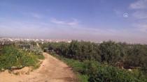 GAZZE - İsrail'den Gazze'ye Hava Saldırısı