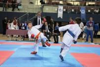 RECEP TOPALOĞLU - Karateciler, 18 Mart Çanakkale Şehitleri İçin Mücadele Etti