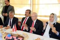 ŞEHİT YAKINI - Kılıçdaroğlu Şehit Yakınlarıyla Buluştu