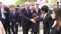 KÜLTÜR VE TURİZM BAKANI - Kilitbahir Kale Müzesi Ve Fatih Camisi Açıldı