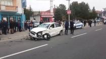 AHİ EVRAN ÜNİVERSİTESİ - Kırşehir'de Trafik Kazası Açıklaması 2 Ölü, 3 Yaralı