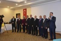 EMRULLAH İŞLER - Kızılcahamam Belediye Başkanı Güney, İş Adamlarıyla Bir Araya Geldi
