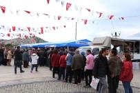 İSMAİL CEM - Kuşadası'nda Şehitler İçin Lokma Ve Pilav Hayrı