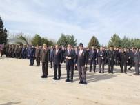 CUMHURİYET HALK PARTİSİ - Malatya'da Çanakkale Şehitleri Yad Edildi