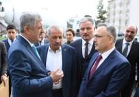 MALİYE BAKANI - Maliye Bakanı Ağbal, Yeşilyurt Belediyesini Ziyaret Etti
