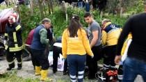 DİREKSİYON - Manisa'da Otomobil Sulama Kanalına Düştü Açıklaması 3 Ölü, 1 Yaralı