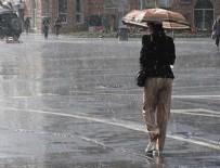 DOĞU KARADENIZ - Meteoroloji uyardı! Bugüne dikkat