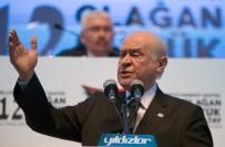 MECLİS ANAYASA KOMİSYONU - MHP Genel Başkanı Bahçeli Açıklaması 'Vefası Olmayan Kaypaktır, Kaçaktır, Manen Kayıptır'