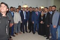 SICAK ASFALT - Milletvekili Yılmaztekin'in Şanlıurfa Ziyaretleri