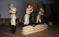 NEVŞEHİR BELEDİYESİ - Nevşehir'de Çanakkale Zaferi'nin 103.Yıldönümü Ve Şehitler Günü Töreni Düzenlendi.