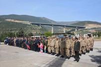 SAYGI DURUŞU - Nurdağı'nda Çanakkale Zaferi Kutlandı