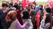 ORHAN AYDIN - Öğrencilerden 'Yörük Teyze'ye Ziyaret